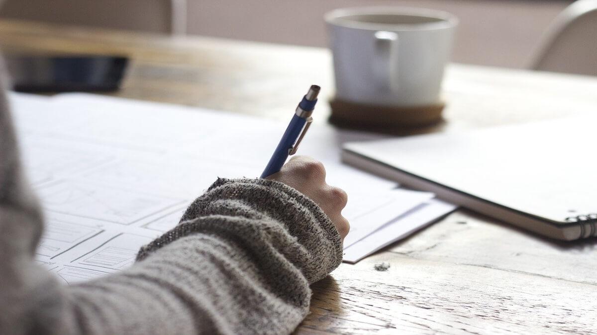 skriv kreativ tekst